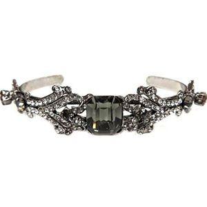 Heirloom Treasure with Black Diamond Crystals,NWT